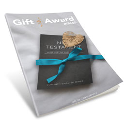 Gift & Award Bibles Catalog