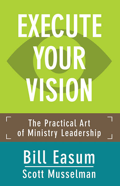 Execute Your Vision - eBook [ePub]