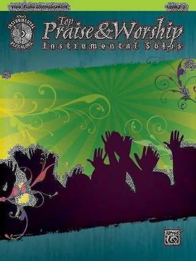 Top Praise & Worship Instrumental Solos, Level 2-3 With CD (Audio)