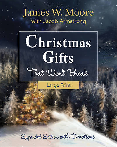 Christmas Gifts That Wont Break [Large Print]