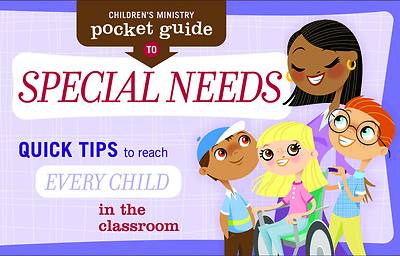 Childrens Ministry Pocket Guide to Special Needs (Package of 10)