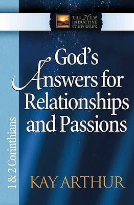 Gods Answers for Relationships and Passions