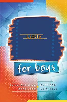 Gods Little Devotional Book for Boys