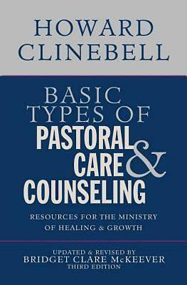 Basic Types of Pastoral Care & Counseling - eBook [ePub]
