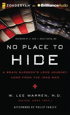 No Place to Hide Audiobook - CD
