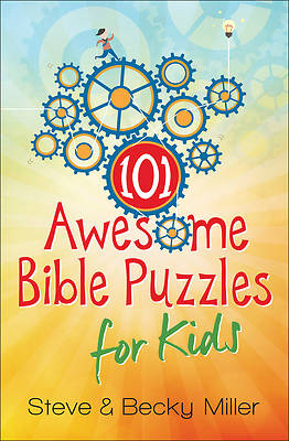101 Awesome Bible Puzzles for Kids