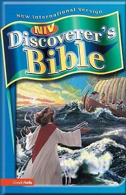 Discoverers Bible New International Version