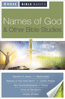Names of God & Other Bible Studies