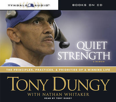 Quiet Strength Audio CD