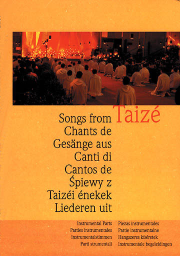 Songs from Taize Book