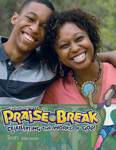 Vacation Bible School (VBS) 2014 Praise Break Teen Bible Leader with Music CD