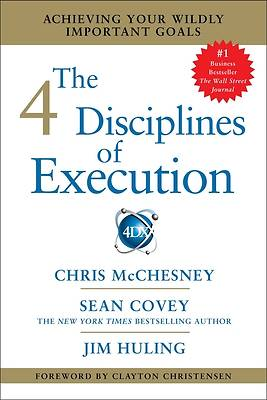 The 4 Discplines of Execution