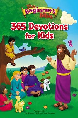 The Beginners Bible 365 Devotions for Kids