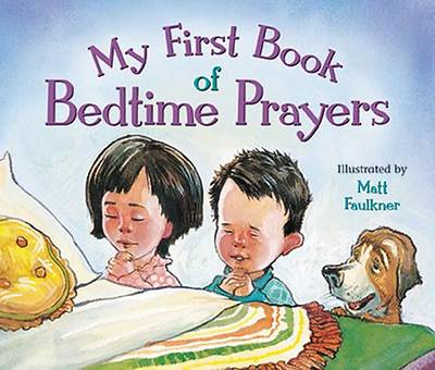 My First Book of Bedtime Prayers