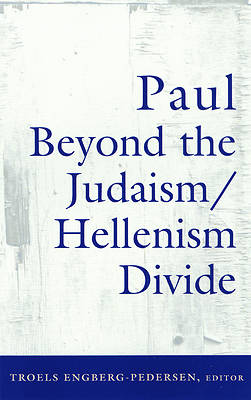 judaism and hellenism Hellenism as cultural phenomenon the cultural phenomenon that we call hellenism had a lasting impact on judaism and the jewish people hellenism was a synthesis of greek (hellenic) culture with the native cultures of the near east.