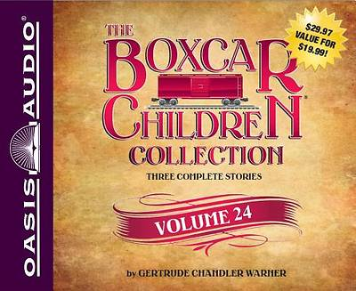 The Boxcar Children Collection Volume 24