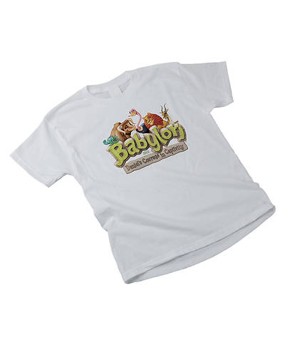 Vacation Bible School (VBS) 2018 Babylon Child Theme T-Shirt - MED