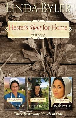 Hesters Hunt for Home Trilogy