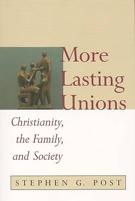 More Lasting Unions