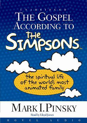 The Gospel According to the Simpsons MP3 CD