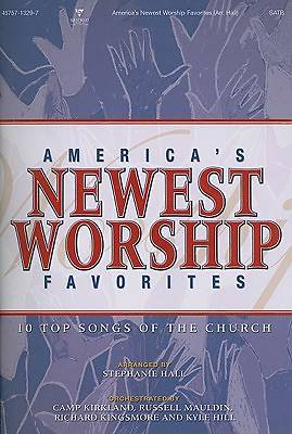 Americas Newest Worship Favorites; 10 Top Songs of the Church