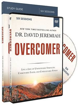 Overcomer Study Guide with DVD