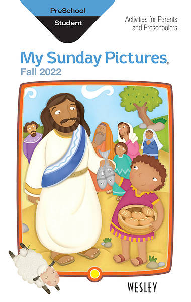 Wesley Preschool Sunday Pictures: Fall