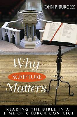 Why Scripture Matters