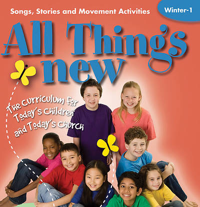 All Things New Winter 1 Interactive CD