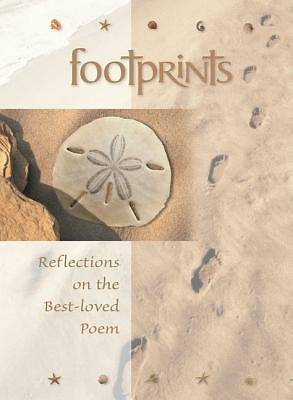 Footprints Greeting Book