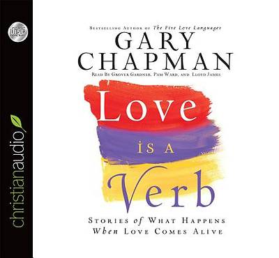 Love Is a Verb Audio CD