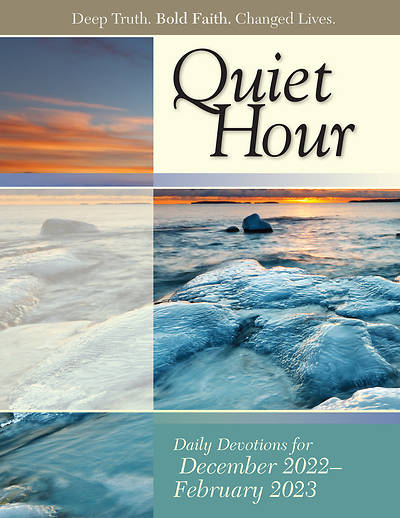 Bible-In-Life The Quiet Hour (Devotional Guide) Winter 2014-15