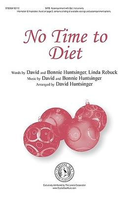 No Time to Diet SATB