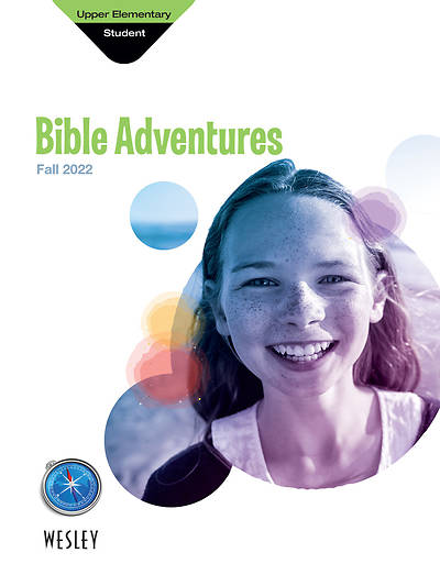 Wesley Upper Elementary Bible Adventures Fall