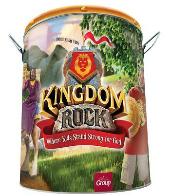 Group VBS 2013 Kingdom Rock Ultimate Starter Kit