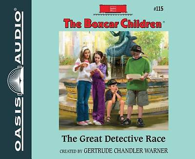 The Great Detective Race (Library Edition)