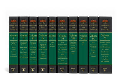 The New Interpreters® Bible Commentary Ten Volume Set