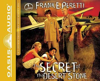 The Secret of the Desert Stone (Library Edition)