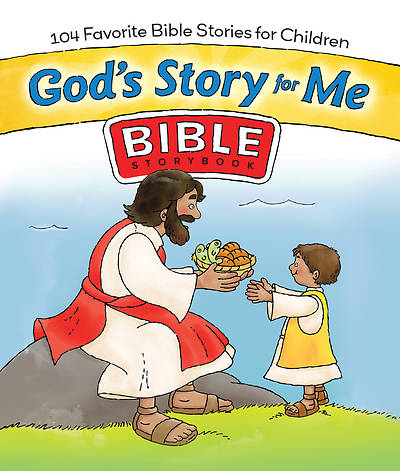Gods Story For Me Bible Storybook