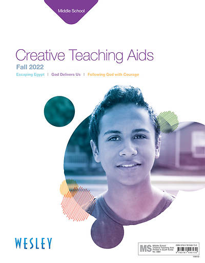 Wesley Middle School Creative Teaching Aids Fall