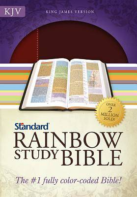 King James Version Standard Rainbow Study Bible