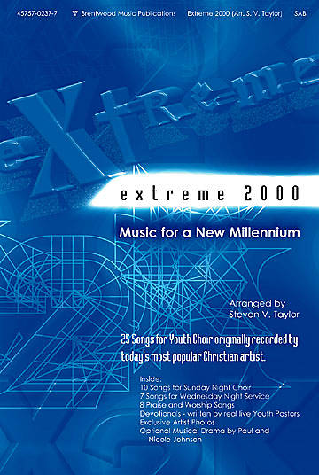 Extreme 2000 Choral Book