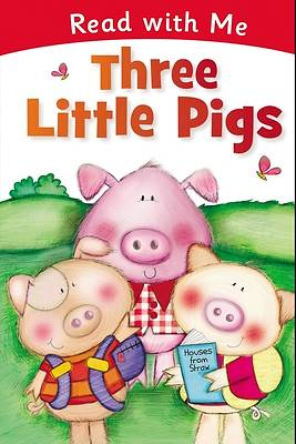 Read with Me Three Little Pigs