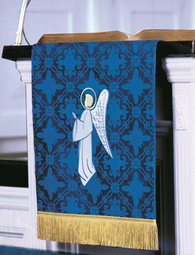 Abbott Hall Regent Brocade NP6071BR Advent Pulpit Scarf