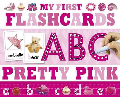 My First Pink ABC Flashcards