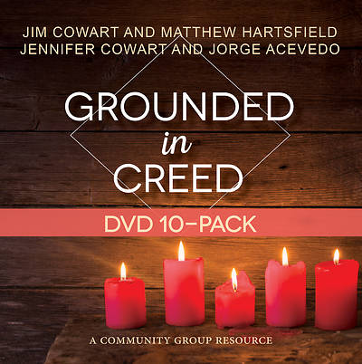 Grounded in Creed DVD 10-Pack