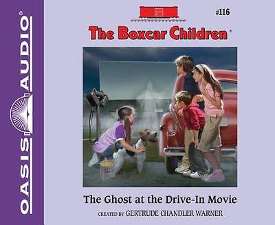 The Ghost at the Drive-In Movie (Library Edition)