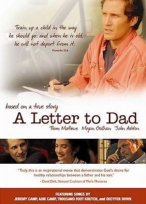 Letter to Dad DVD