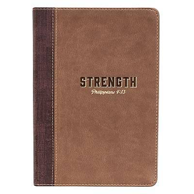 Strength Thinline Lux-Leather Journal