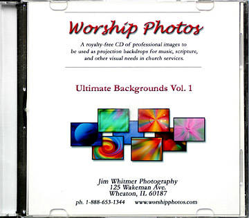 Worship Photos Ultimate Backgrounds Volume 1